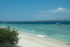 Playa en Gili Trawangan