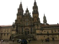 Catedral (Plaza del Obradoiro)