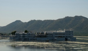 Palacio flotante Udaipur