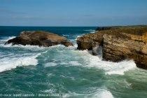 Playa Las Catedrales - Lugo