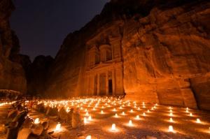 Petra. Visto aquí httpwww.descubrejordania.com