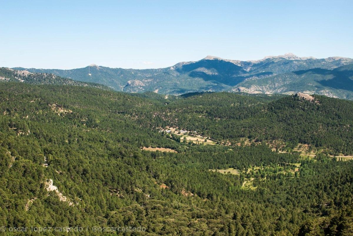La Sierra del Segura y el río Mundo.