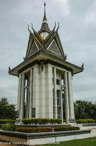 Estupa conmemorativa