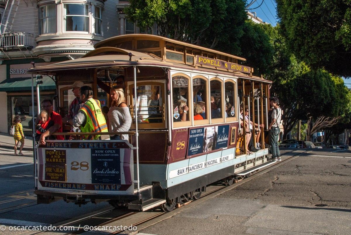 Un recorrido por San Francisco