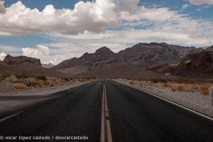 US190 en Death Valley