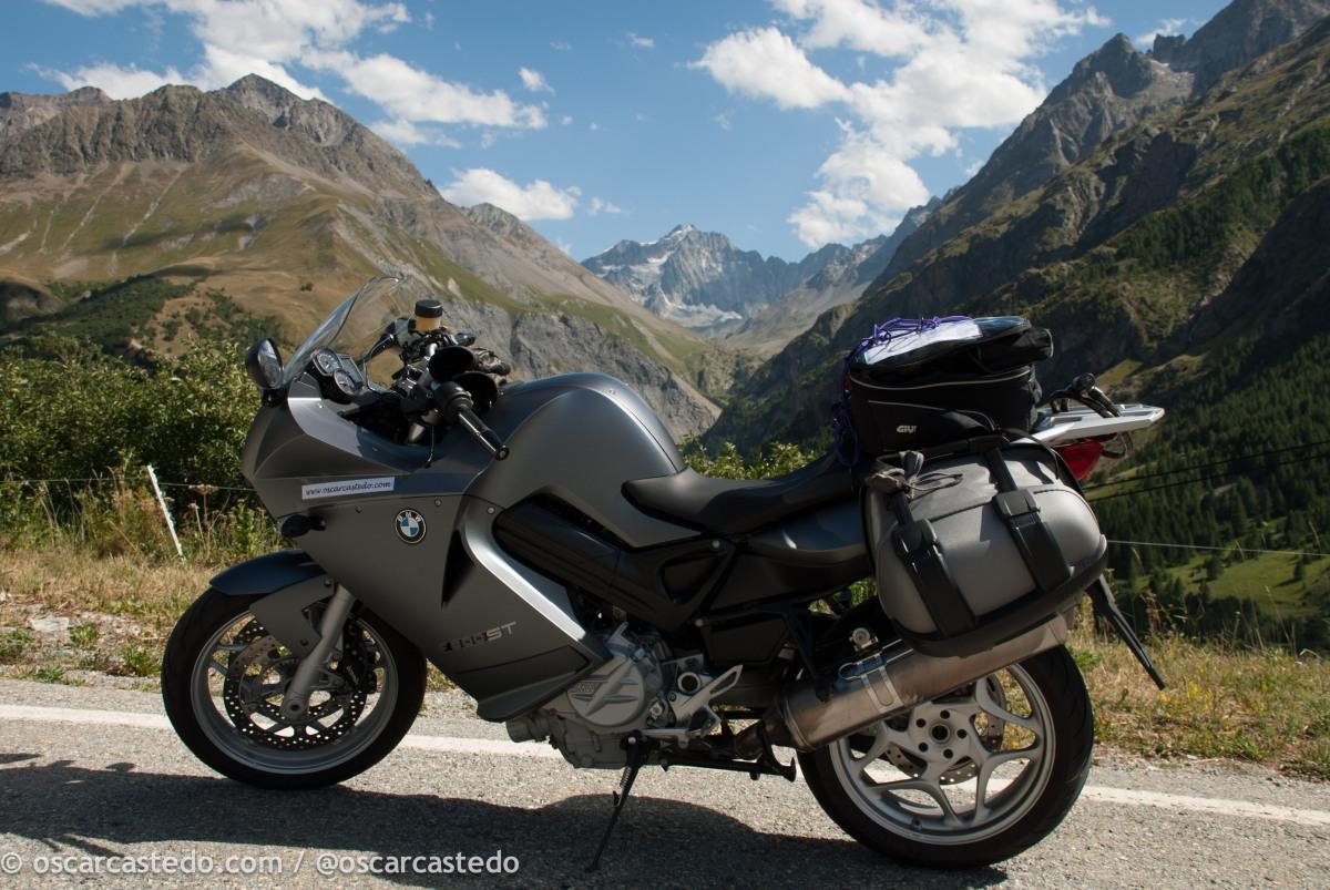 Mis cinco consejos para viajar en moto