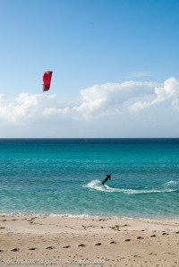 Kite-surf en Illetes