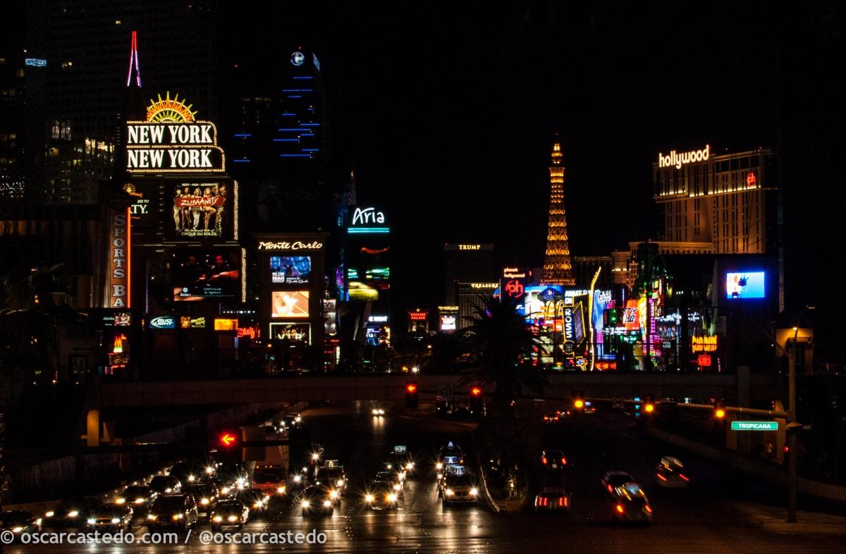 Las Vegas, la ciudad que nunca duerme