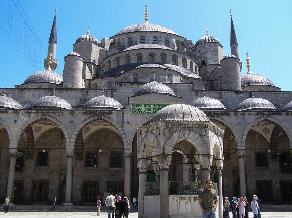 Sofisticada y cosmopolita, Estambul enamora