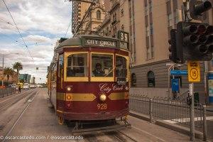 Tranvia de Melbourne