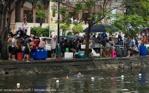 Canales de Chiang Mai