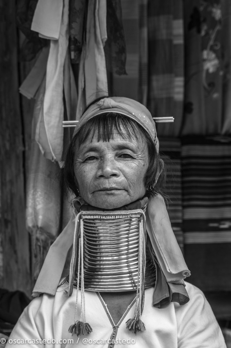 Retratos de Tailandia
