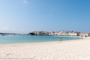 Playa Baltar (Portonovo)