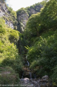 Cascada Aguasaliu