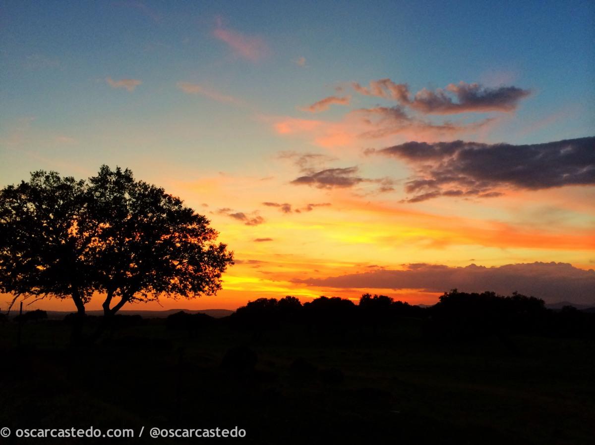 Viaje en moto, Sierra de Gredos y Vía de la Plata