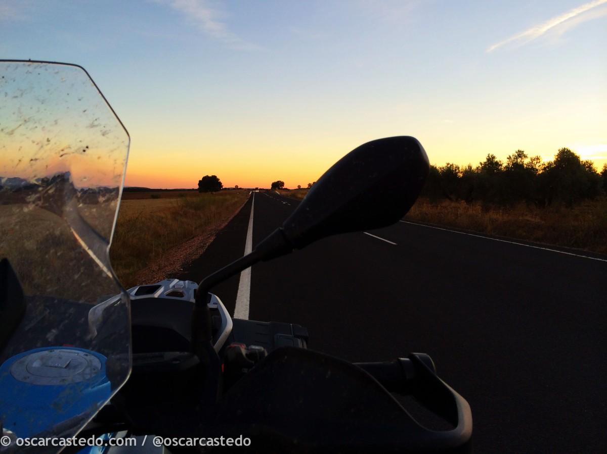 Ruta en moto por Jaén, atravesando el Parque Natural de Cazorla y Segura