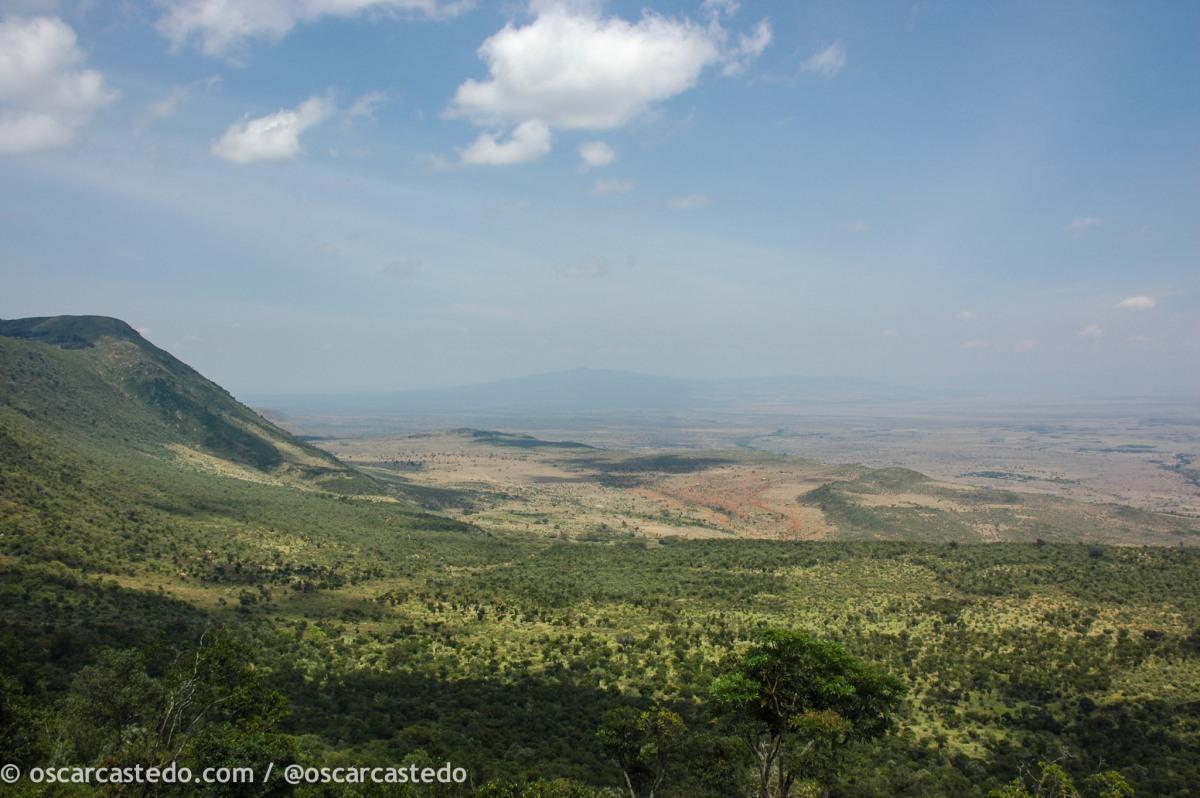 Explorando África, el viajero Joseph Thomson