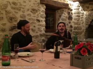 Músico tradicional italiana