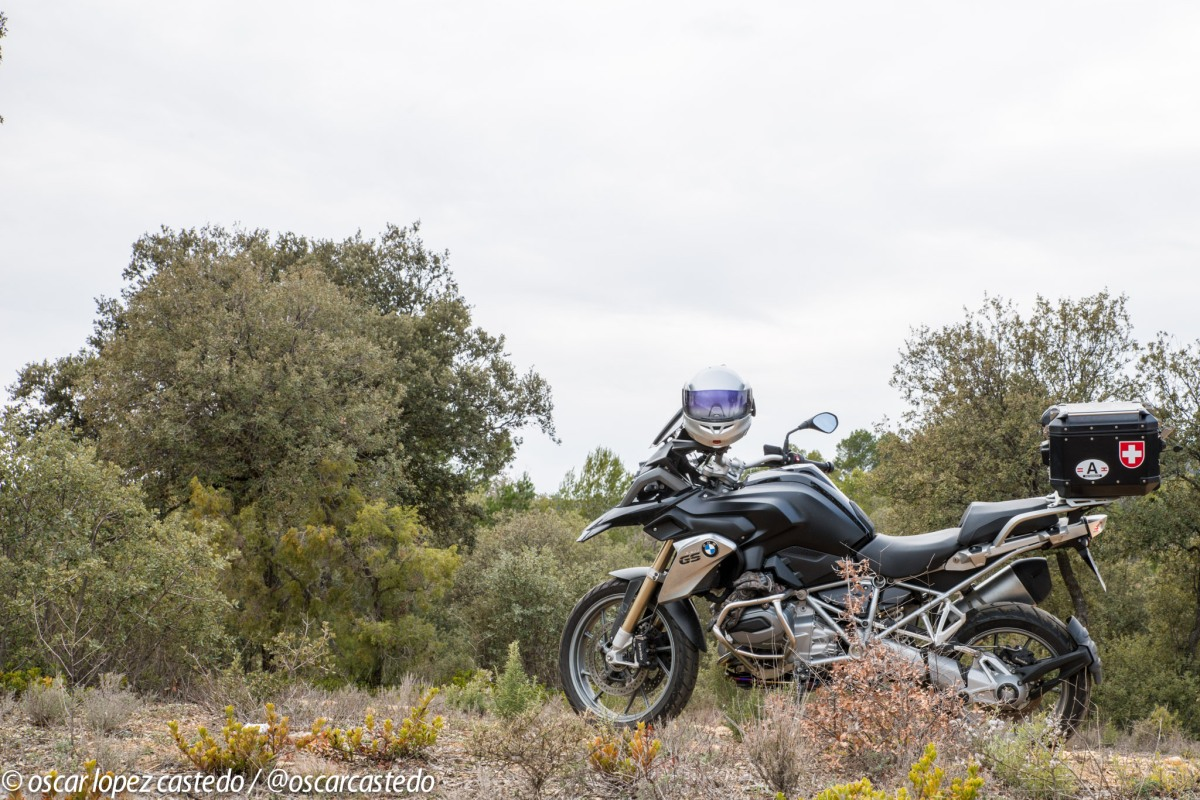 Ruta en moto por la Alcarria