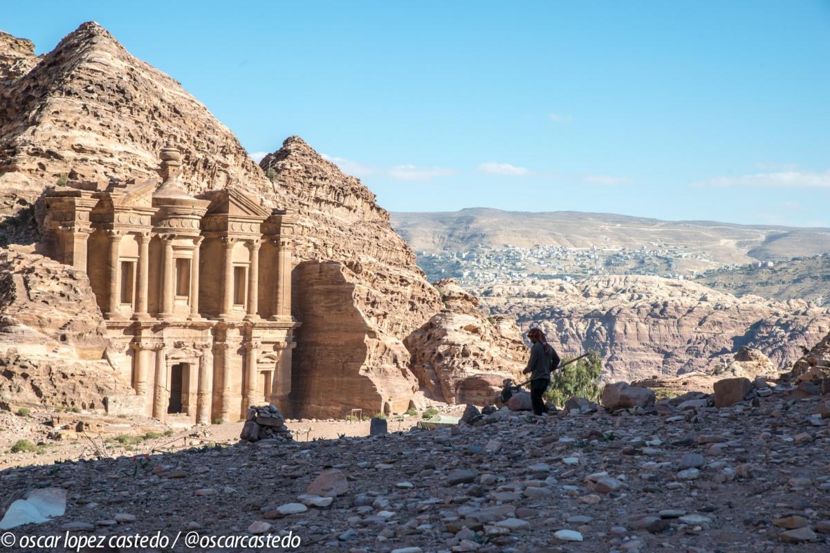 Petra. El tesoro nabateo de Jordania