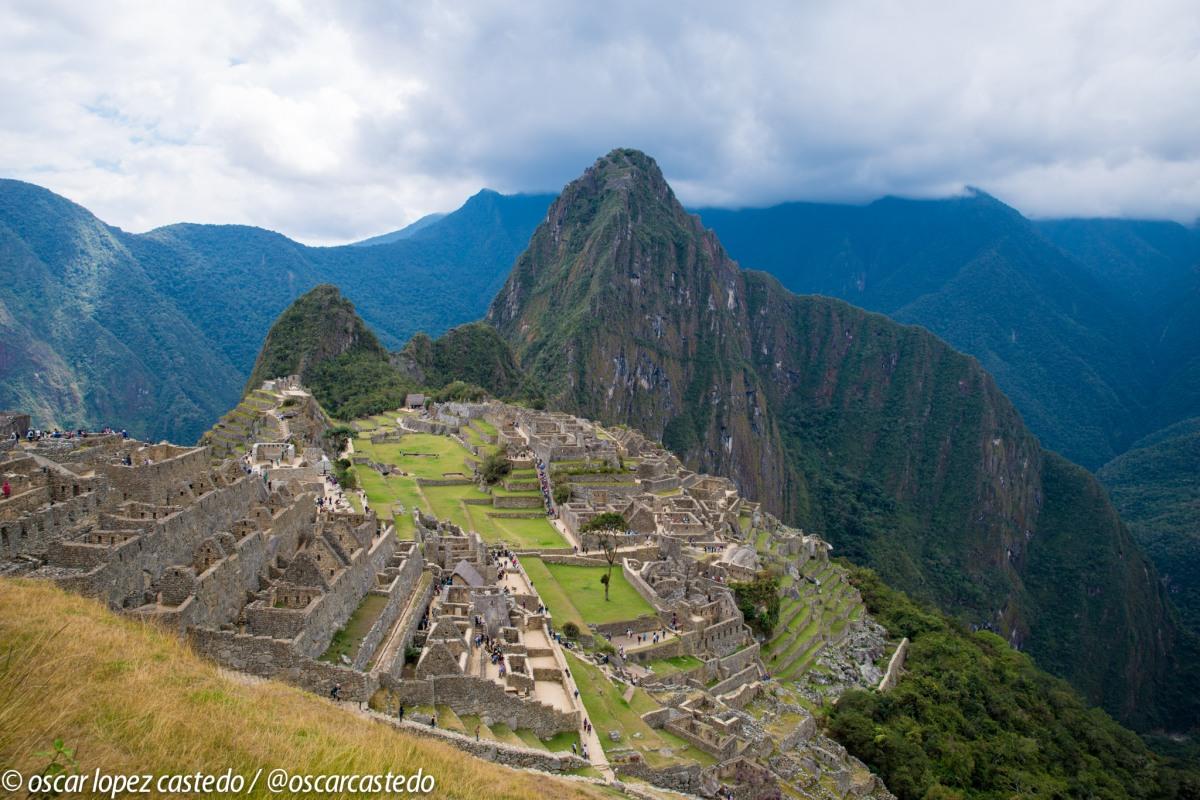 Machu Picchu, viaja a una ciudad de leyenda en Perú.